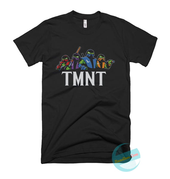 TMNT Mortal Kombat