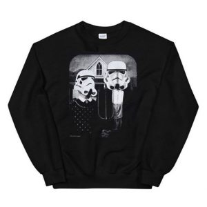American Gothic StarWars Sweatshirt