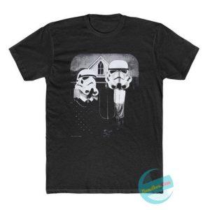 American Gothic StarWars T Shirt
