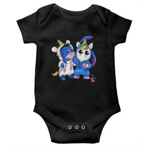 Baby Unicorn And Baby Eeyore
