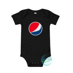 Pepsi Baby Onesie