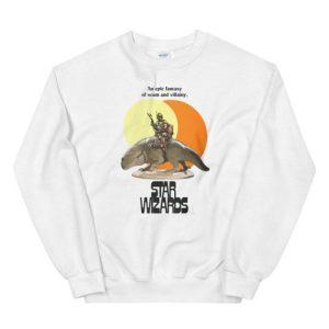 Star Wizard Sweatshirt