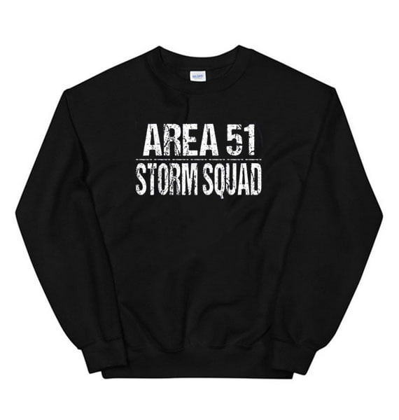 Storm Area 51 Storm Squad Sweatshirt
