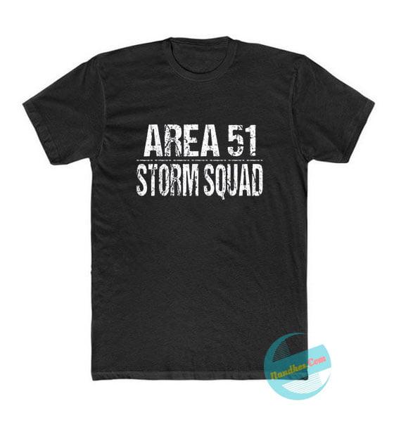 Storm Area 51 Storm Squad T Shirt
