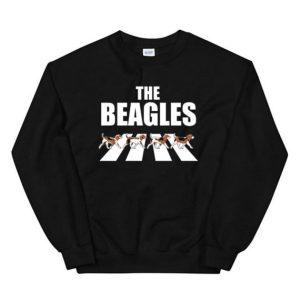 The Beagles Abbey Road Sweatshirt