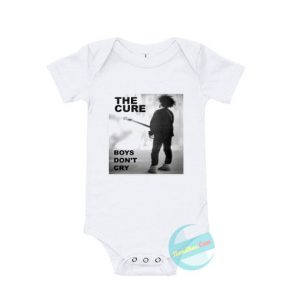 The Cure baby onesie