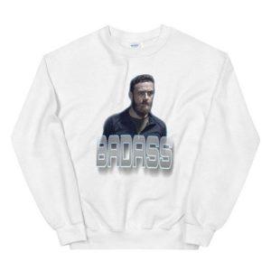 The Walking Dead Aaron BADASS Sweatshirt