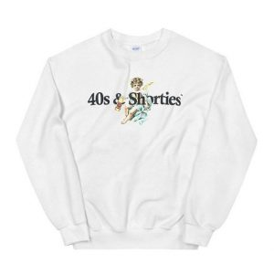 40s & Shorties Angel Logo Sweatshirt