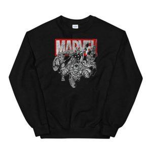Avengers Ready Sweatshirt