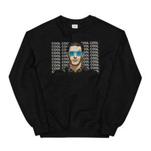Brooklyn 99 Jake Peralta Noice Toit Cool Sweatshirt