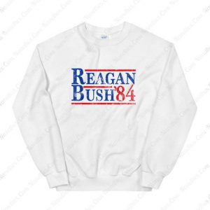 Reagan Bush 84 Sweatshirt