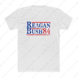 Reagan Bush 84 T Shirt