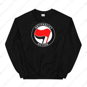 Antifascist Action Sweatshirt