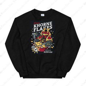 Chaos Khorne Flakes Sweatshirt
