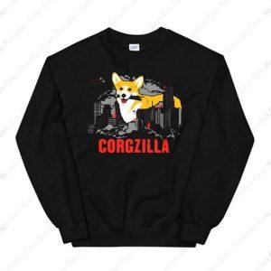 Corgzilla Sweatshirt