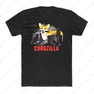 Corgzilla T Shirt