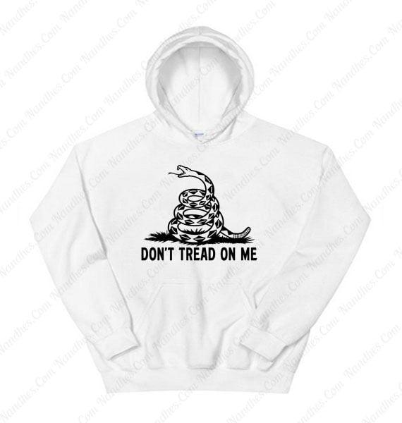 Don't Tread on Me Hoodie