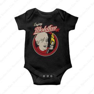 Enjoy Molotov Baby Onesie