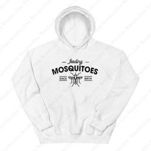 Feeding Misquitos Hoodie