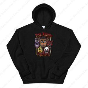 Five Nights At Freddy's Hoodie