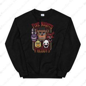 Five Nights At Freddy's Sweatshirt