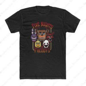 Five Nights At Freddy's T Shirt