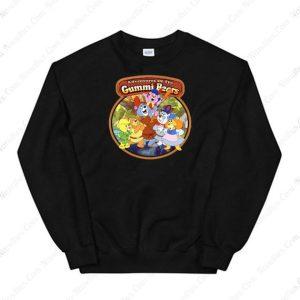 Gummi Bears Vintage Image Sweatshirt