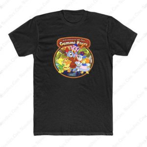 Gummi Bears Vintage Image T Shirt