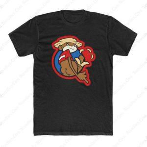 Johnny Chimpo The Naughty Monkey T Shirt