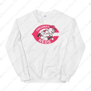 Mr Redlegs Cincinnati Reds Sweatshirt