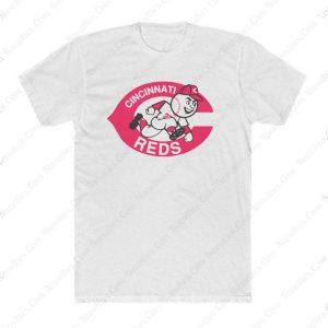 Mr Redlegs Cincinnati Reds T Shirt