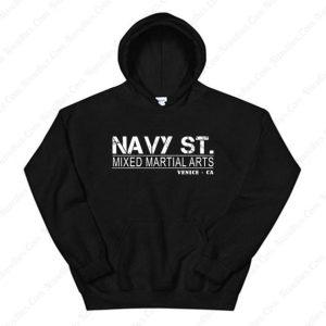 Navy ST Hoodie