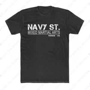 Navy ST T Shirt