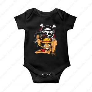 Pirate King Baby Onesie
