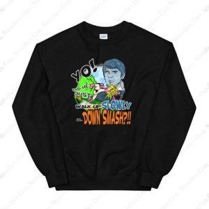 SSBM Yo Did He Sweatshirt