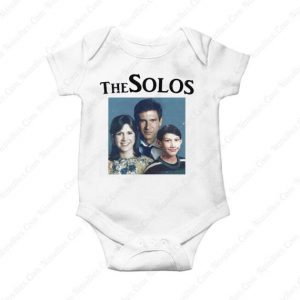 THE SOLOS Family Baby Onesie