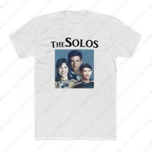 THE SOLOS Family T Shirt