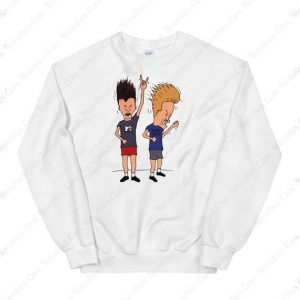 The Beavis And Butt-Head Sweatshirt