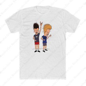 The Beavis And Butt-Head T Shirt