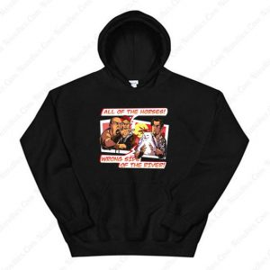 Wrong Side Of the River Hoodie